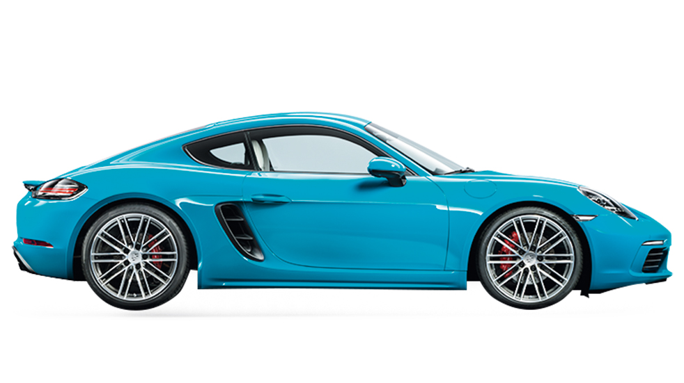 Alpine A110 car review: Porsche 718 Cayman